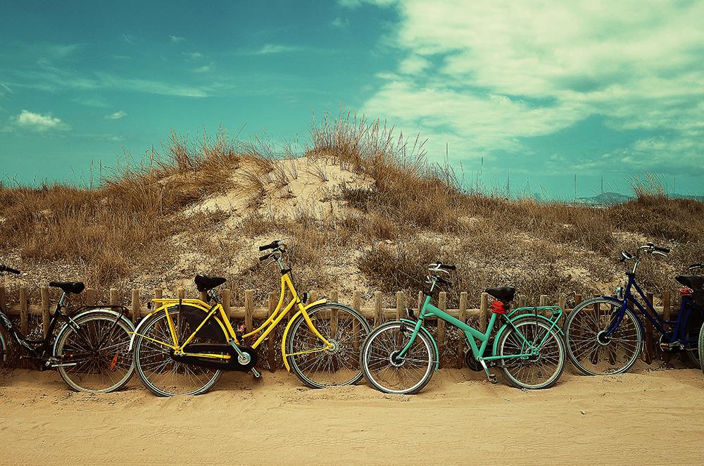 Location de vélos sur Bordeaux Ecocycle