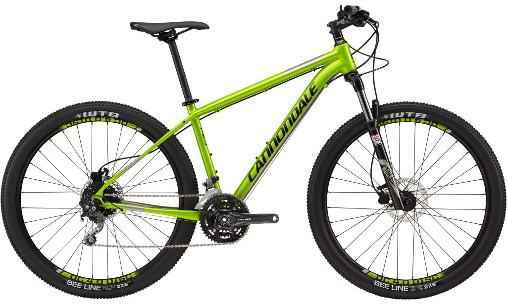 VTT trail 4 cannondale