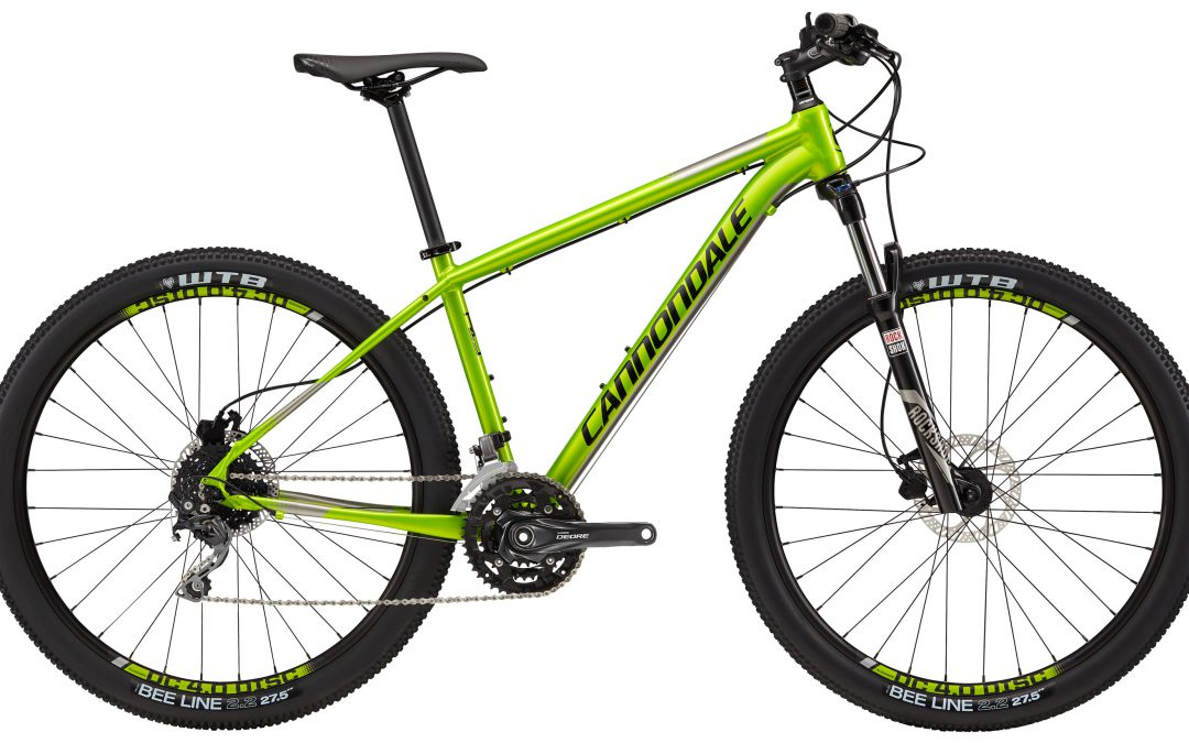 Arrivage VTT d'occasion Cannondale