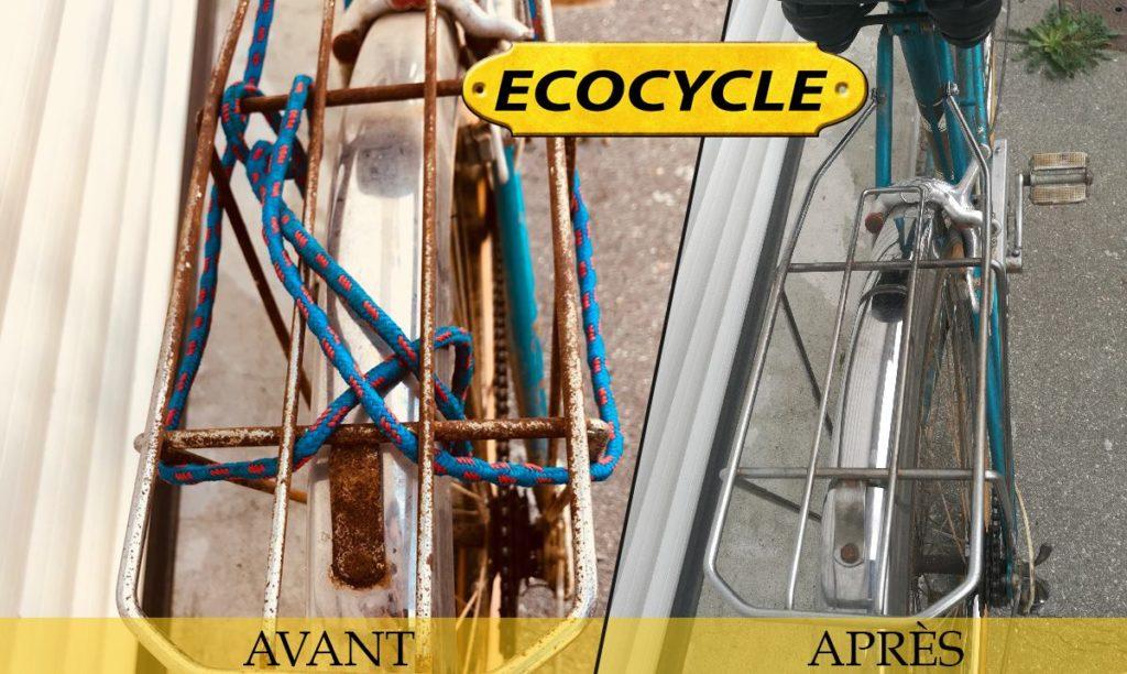 Restauration de vélo Bordeaux