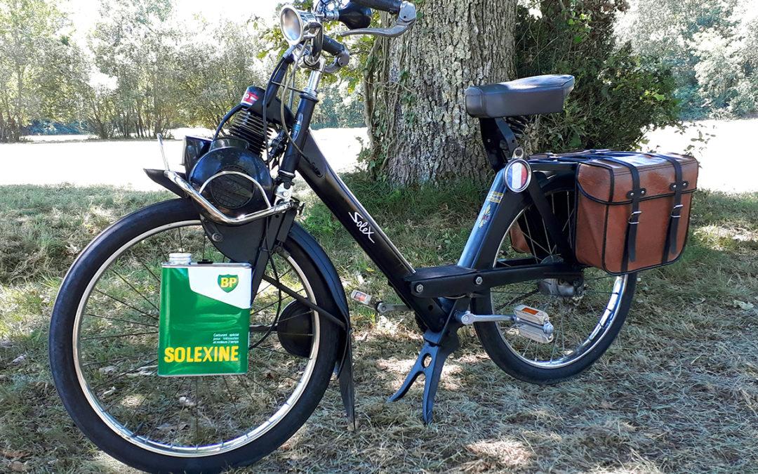 Solex et vélo Solex