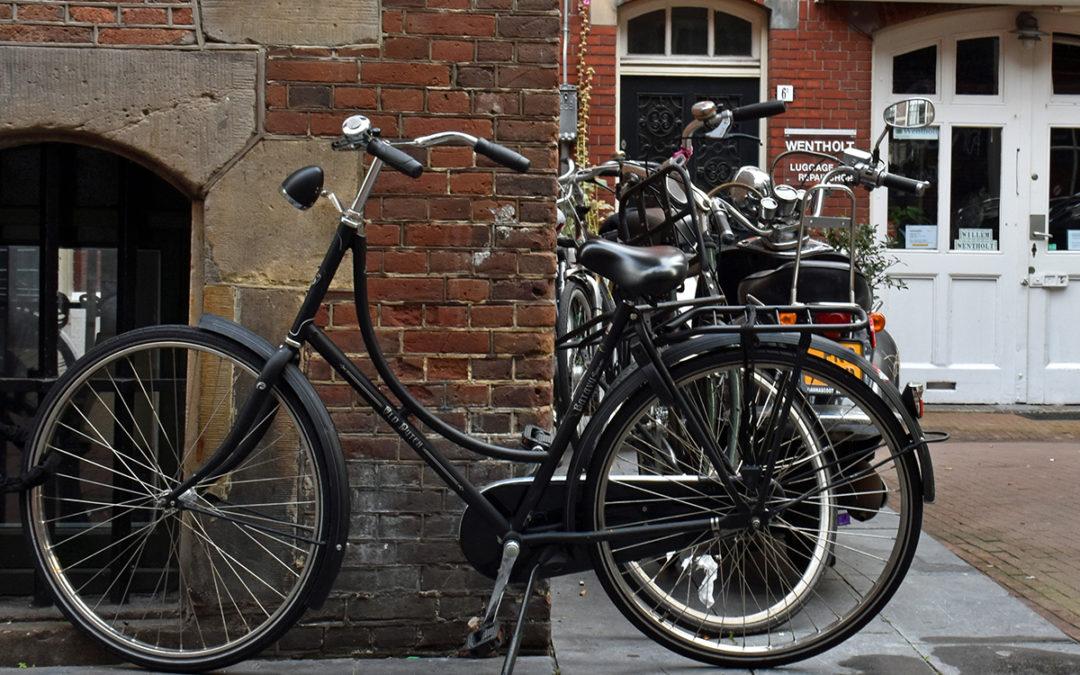 Arrivage vélo de ville