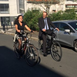 Le vélo à assistance électrique : l'alternative à la voiture.