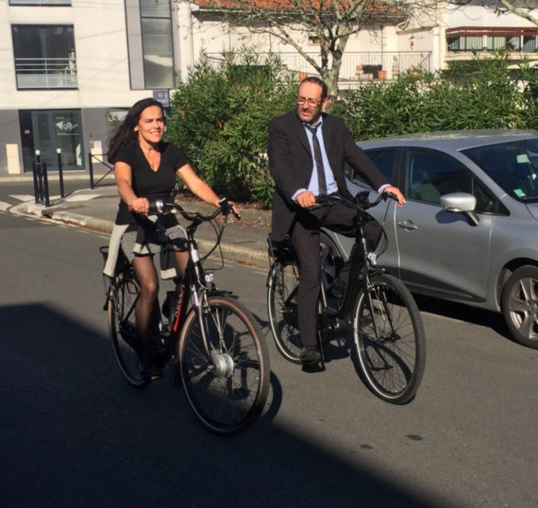 Vélo à assistance électrique d'occasion