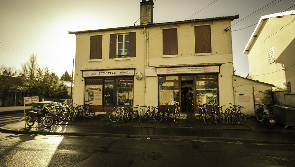 Magasin Ecocycle Bordeaux Mérignac 33