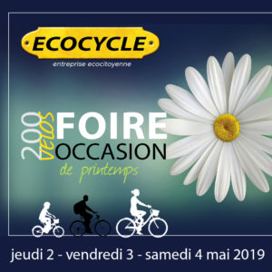 Foire occasion Ecocycle
