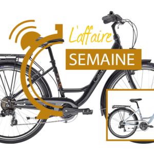 Le vélo de la semaine - du 19 au 23 octobre